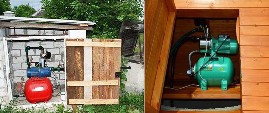 Система водоснабжения частного дома (из колодца). Монтируем самостоятельно