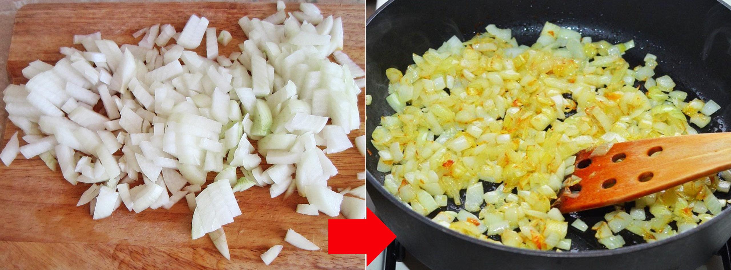 Лечо из болгарского перца с луком и морковью
