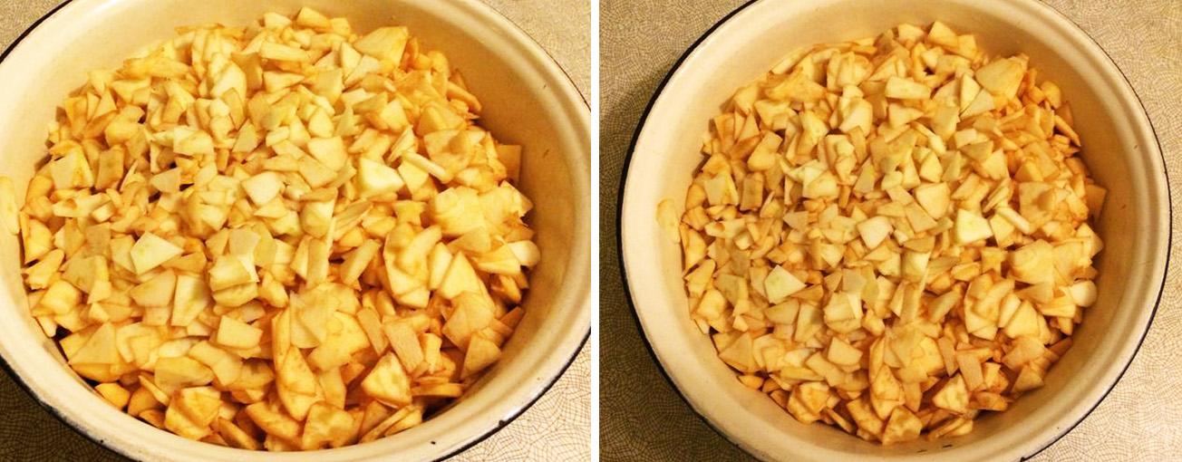 «Медовые дольки»: вкусное яблочное варенье с корицей