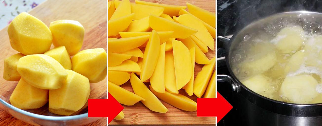 Готовим «ту самую» картофельную запеканку с фаршем: незабываемый вкус детства