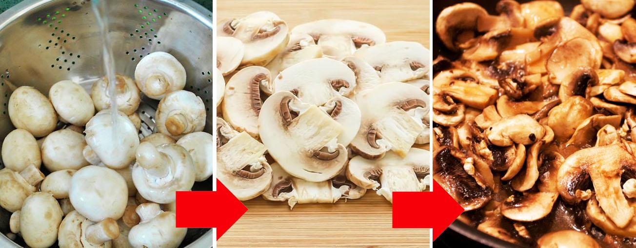 Классический рецепт грибного супа из шампиньонов