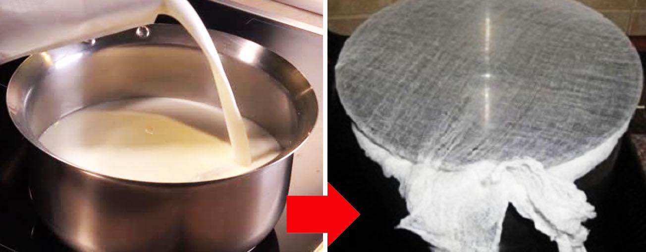 Рецепт сыра: приготовление в домашних условиях