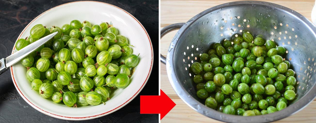 Простой рецепт варенья из крыжовника: быстро и вкусно