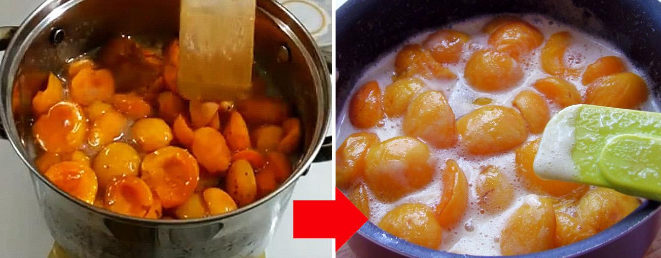 Как приготовить вкусное абрикосовое варенье: пошаговый рецепт